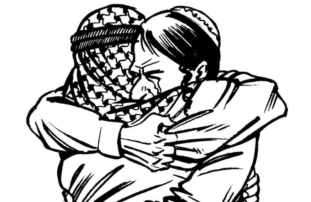 On the possibility of non-violent resistance in Palestine ...Non Violent Resistance